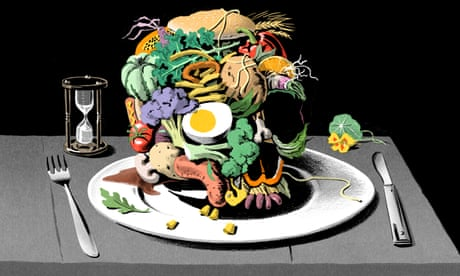 The way we eat is killing us – and the planet