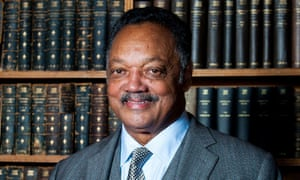 Jesse Jackson: 'Having the biggest military has no meaning in this kind of germ warfare.'