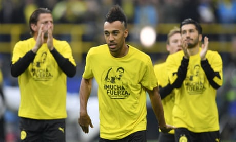 Football must learn from sorry rush to play Borussia Dortmund game