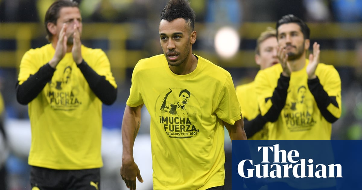 88a4ee6d6b9 Football must learn from sorry rush to play Borussia Dortmund game ...
