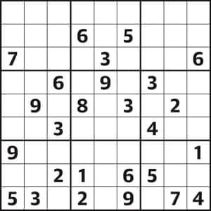 Sudoku 3956 hard