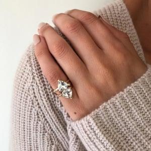 Choose power … self-love pinky ring.
