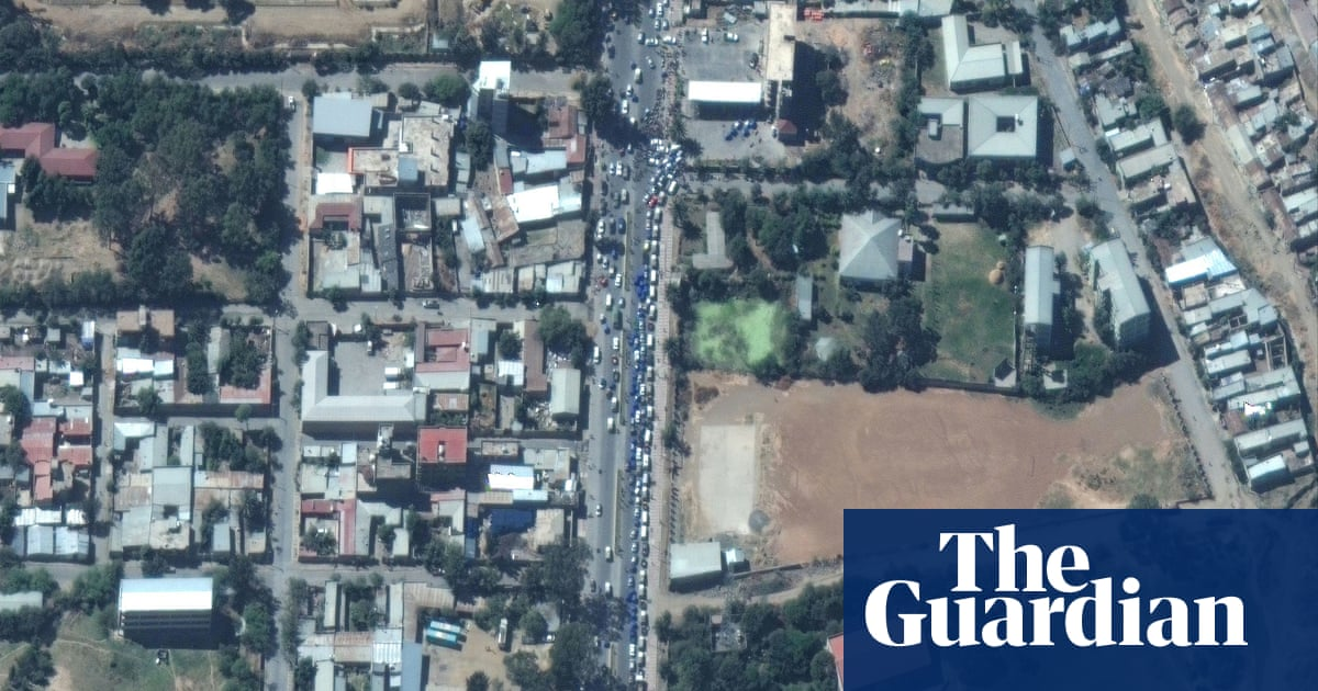 Ethiopian military shelling Tigray capital reports say – The Guardian
