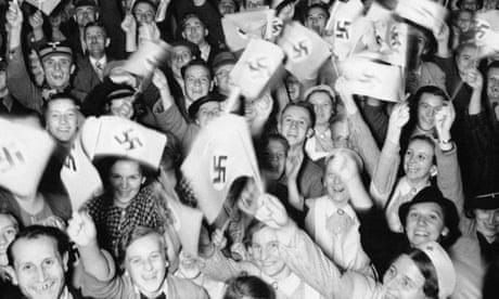 My grandfather was a Nazi. I've seen why we need the EU