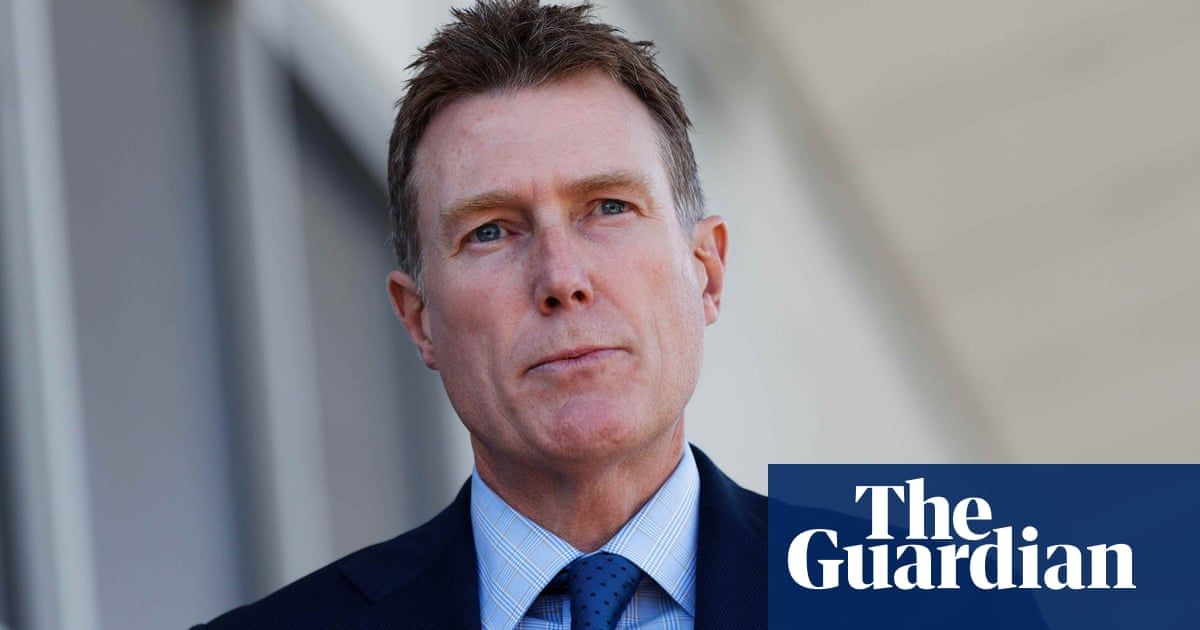 Christian Porter and ABC agree to settle before defamation court case – The Guardian
