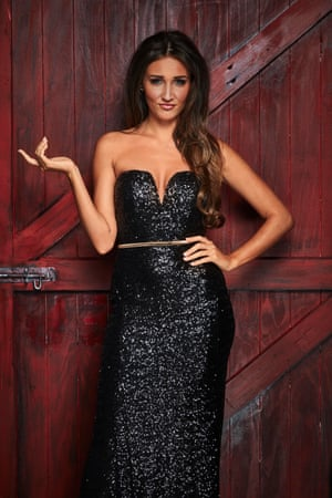Megan McKenna. From Ex on the Beach (series 3 and 4).