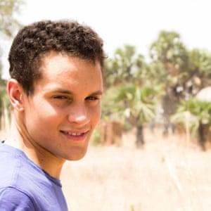 Alexander Hurst in Chad.
