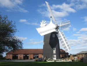 Tuxford Windmill and Tearooms
