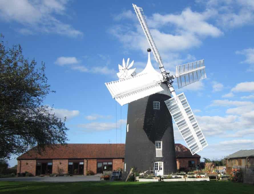 Tuxford Windmill and Tearooms
