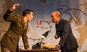 Philip Cairns and David Haig in Pressure