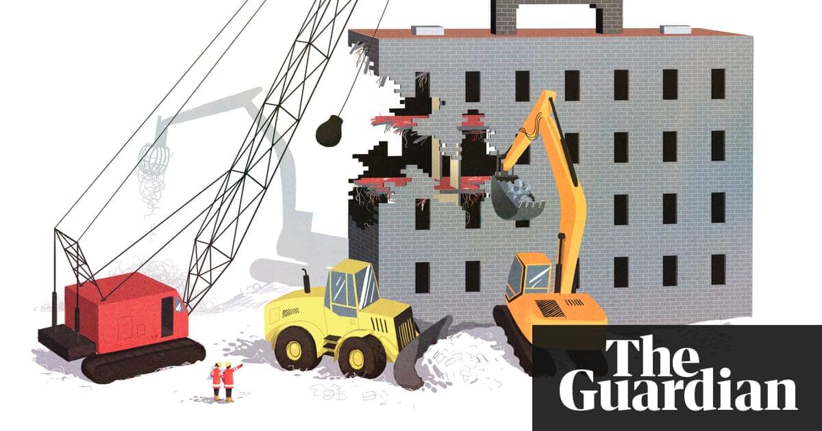 Bulldoze the business school