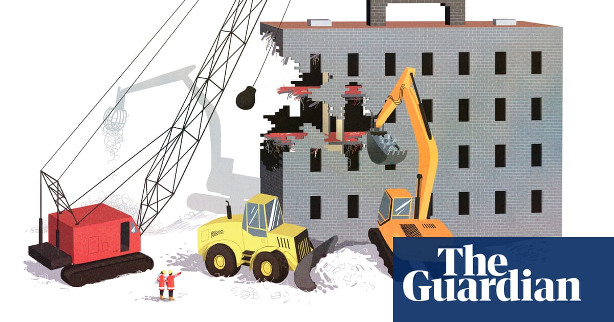 Why we should bulldoze the business school | News | The Guardian