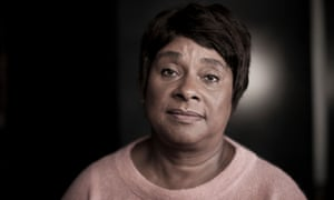 Stephen Lawrence's mother Lady Lawrence