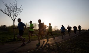 Find a local running club: these folk are Birchfield Harriers