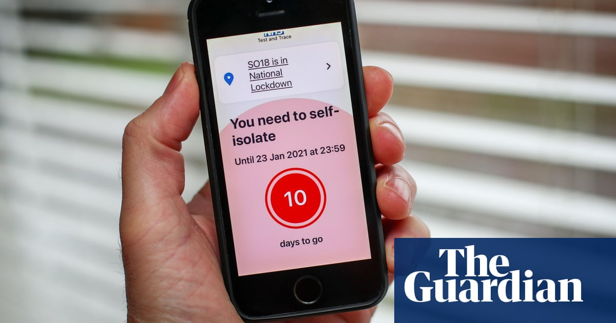 'I might delete it': users on the NHS Covid-19 app amid the 'pingdemic'