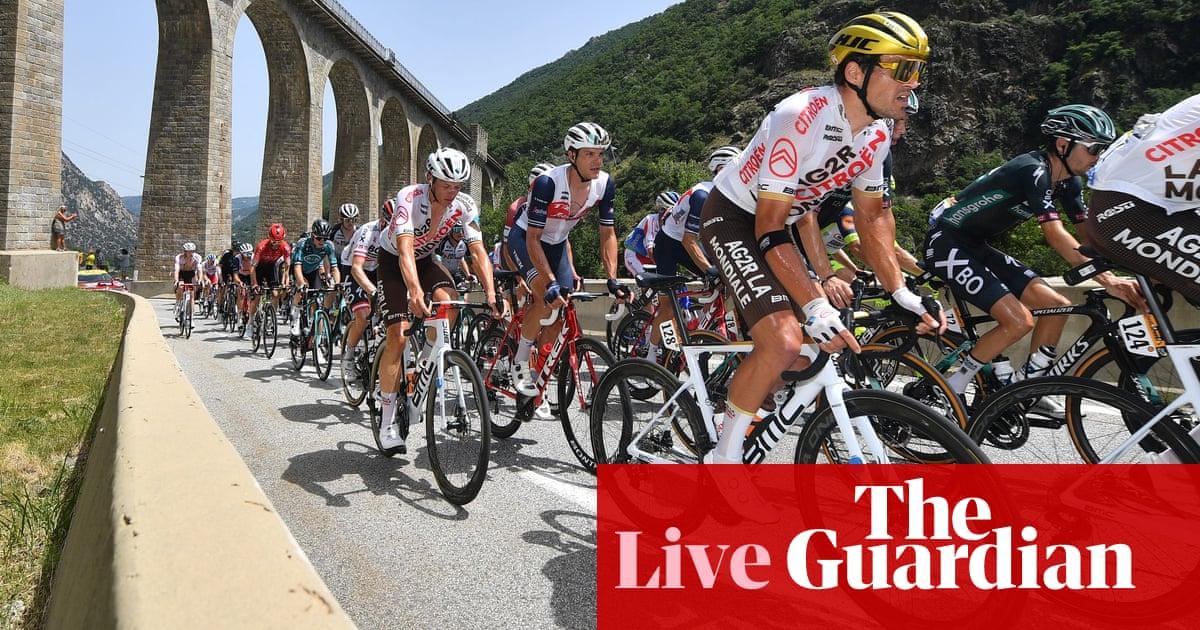 Tour de France 2021: stage 15 – live!