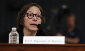 Constitutional law scholar Stanford Law School professor Pamela Karlan testified before the House Judiciary Committee on the constitutional grounds for impeaching Trump.