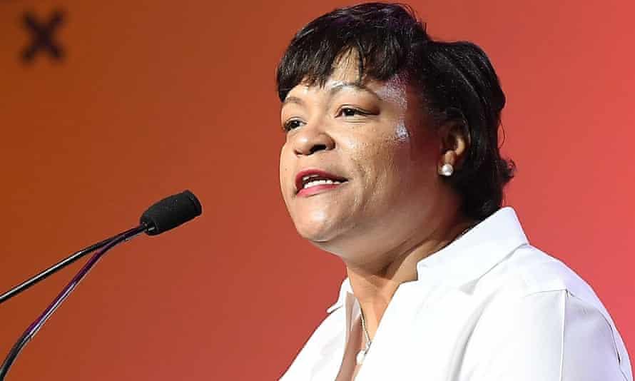 Mayor of New Orleans LaToya Cantrell