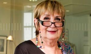 Jenni Murray, presenter of BBC Radio 4's Woman's Hour