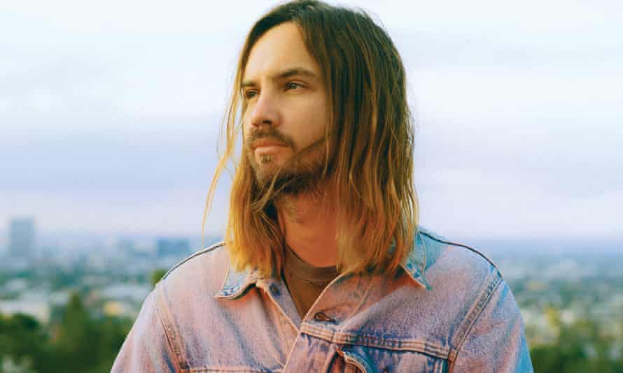 Tame Impala's Kevin Parker.