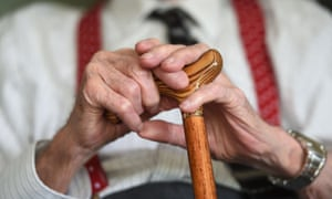 """Ministers have been accused of being """"in denial"""" over the crisis over funding for social care."""