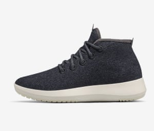 Mizzles high-top trainers, £131, allbirds.co.uk