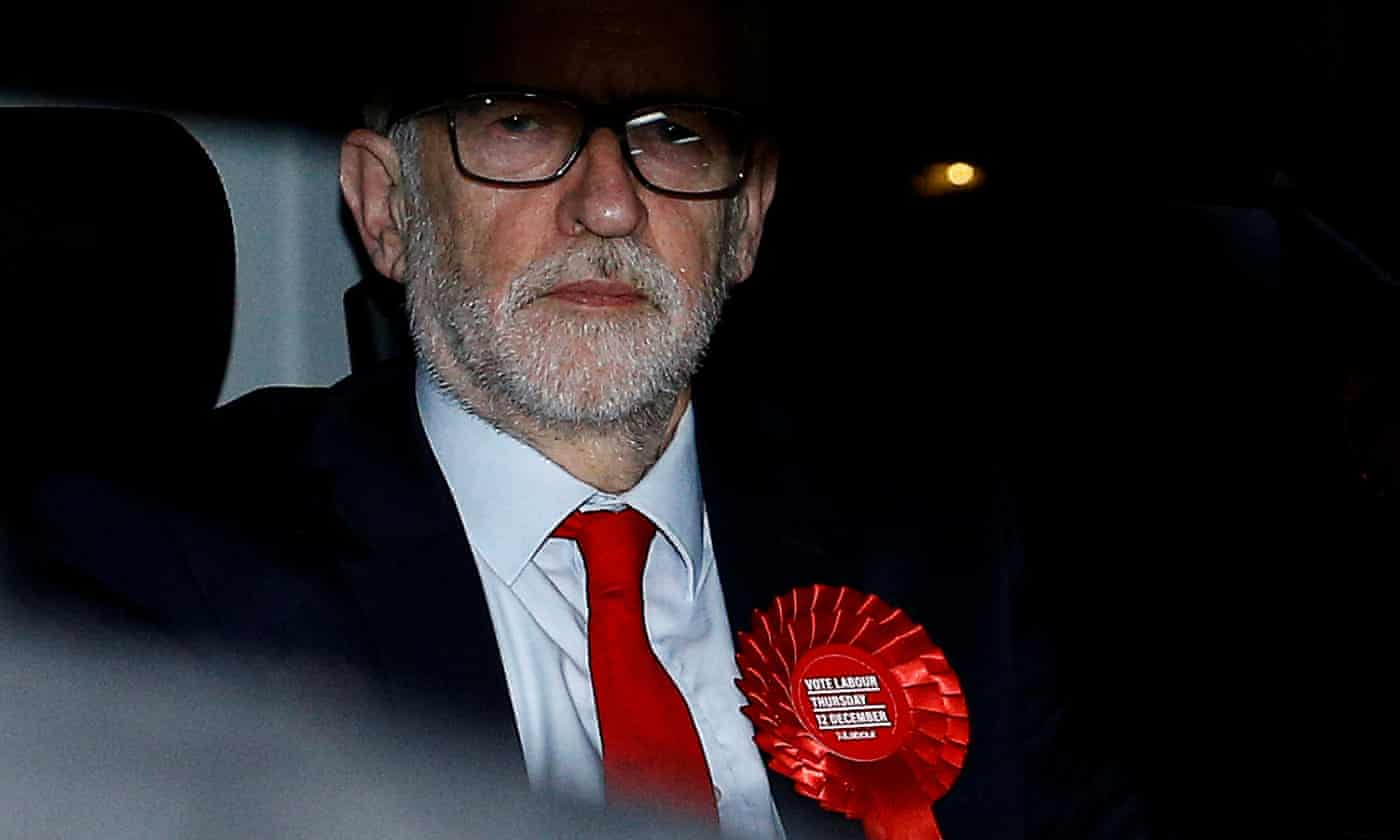 Five reasons why Labour lost the election