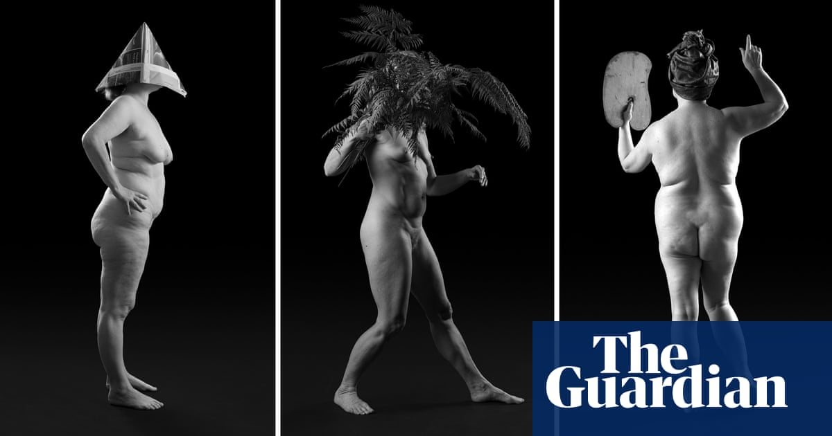'Reclaiming women's bodies from shame': a photographic illumination of ageing