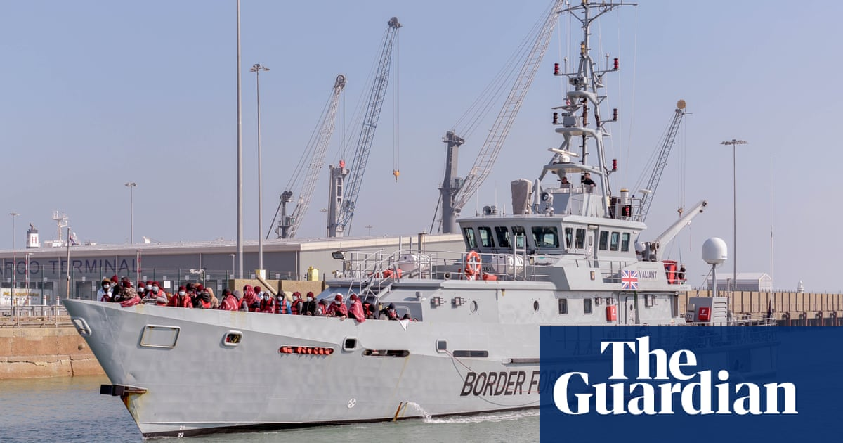 UK Border Force could be given immunity over refugee deaths