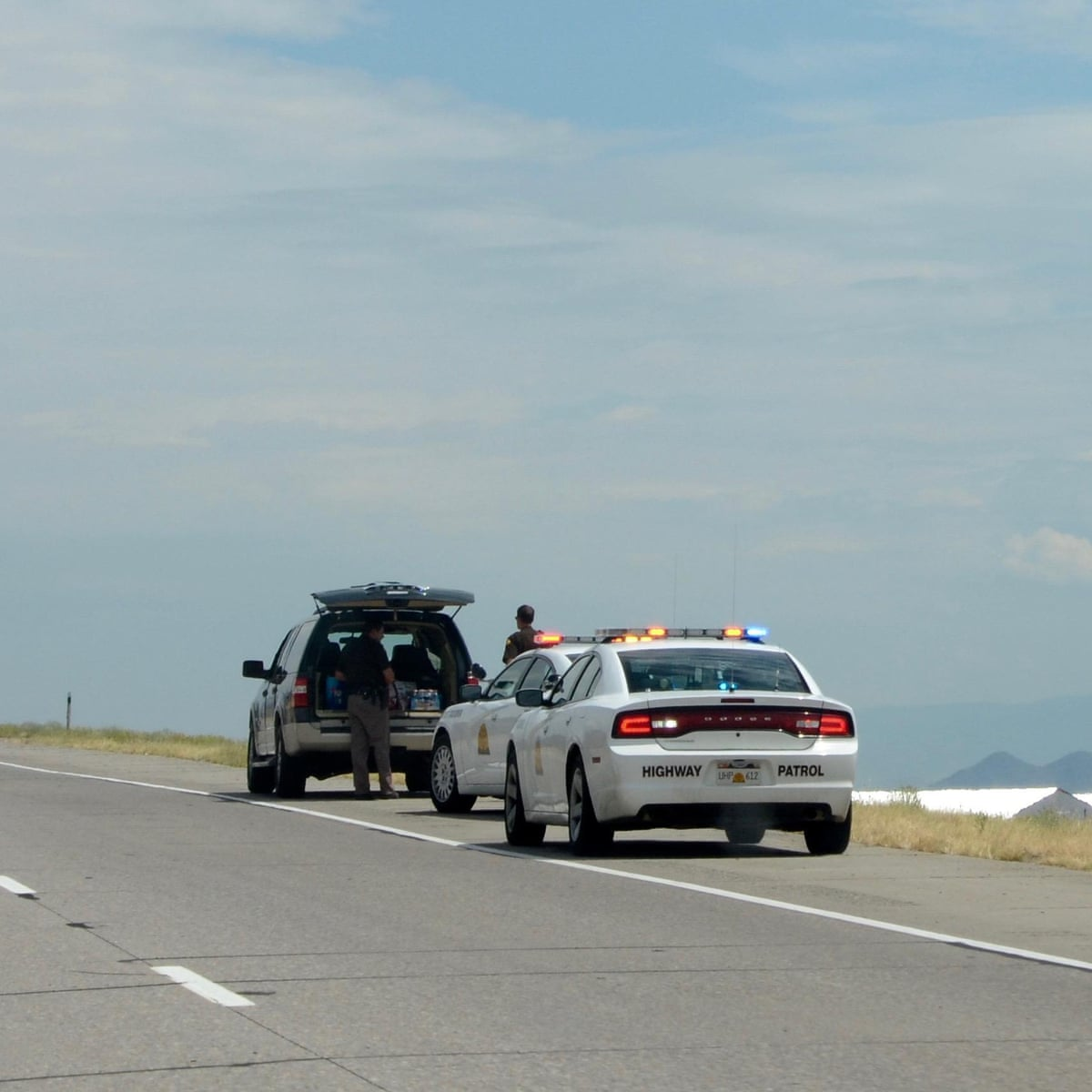 Baby Driver Utah Police Stop Five Year Old On Way To California In Parents Car Utah The Guardian