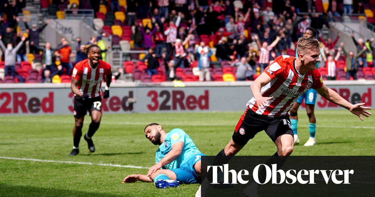Brentford use Forss to seal comeback and beat Bournemouth to play-off final