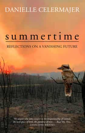 Cover of the book Summertime - Reflections of a vanishing future by Danielle Celermajer