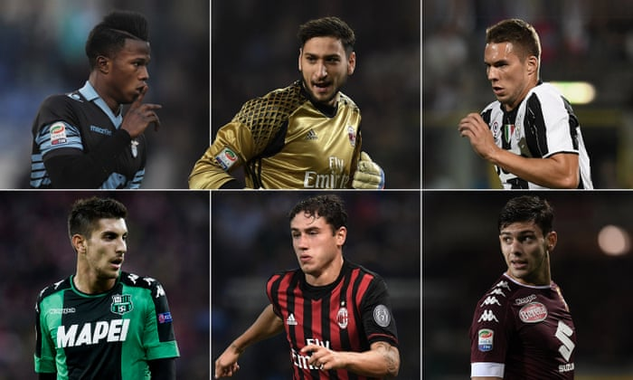 a9a4c155d27 The 50 best young footballers in Italy
