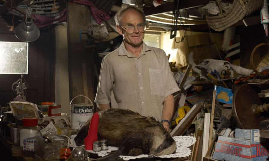 Arthur Boyt appeared in a 2008 BBC Wonderland documentary about his roadkill habit called The Man Who Eats Badgers.