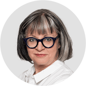 Philippa Perry.