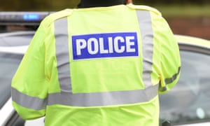 The incident took place at about 10.10am on Saturday morning.