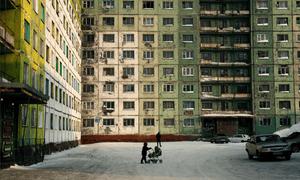 Norilsk buildings