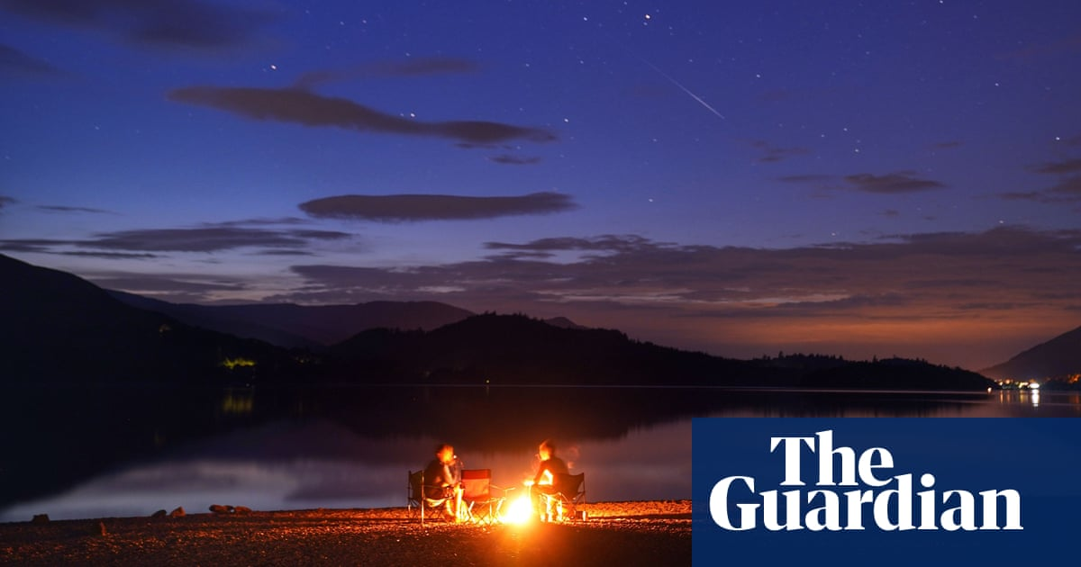 Embrace the darkness: why autumn nights are for getting outside