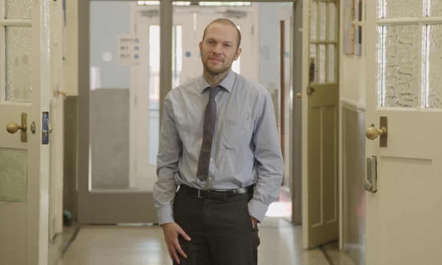 London maths teacher Jamie Frost