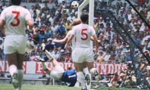 England goalkeeper Gordon Banks made a string of fine saves against Brazil but his side were defeated, 0-1, against the south Americans.