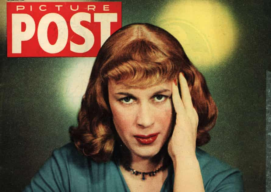 Roberta Cowell (aka Robert Cowell), 1954.