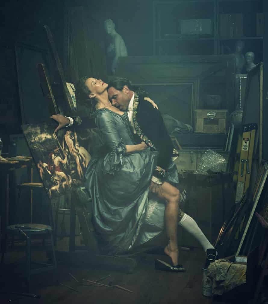 Gimme danger: Janet McTeer as Marquise de Merteuil and Liev Schreiber as Vicomte de Valmont