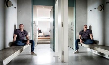 'Self-styled rebel': Yanis Varoufakis in Aegina, Greece, August 2015
