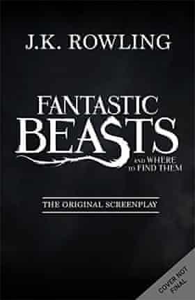Fantastic Beasts Book