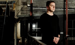 American composer Nico Muhly.
