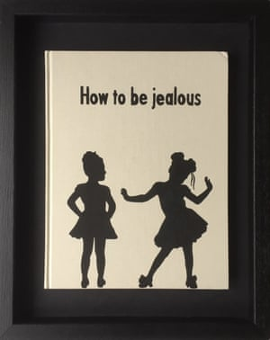 How to Be Jealous from Art Therapy by Johan Deckmann
