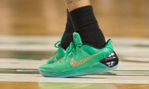 Isaiah Thomas played in shoes bearing his sister's name on Sunday night