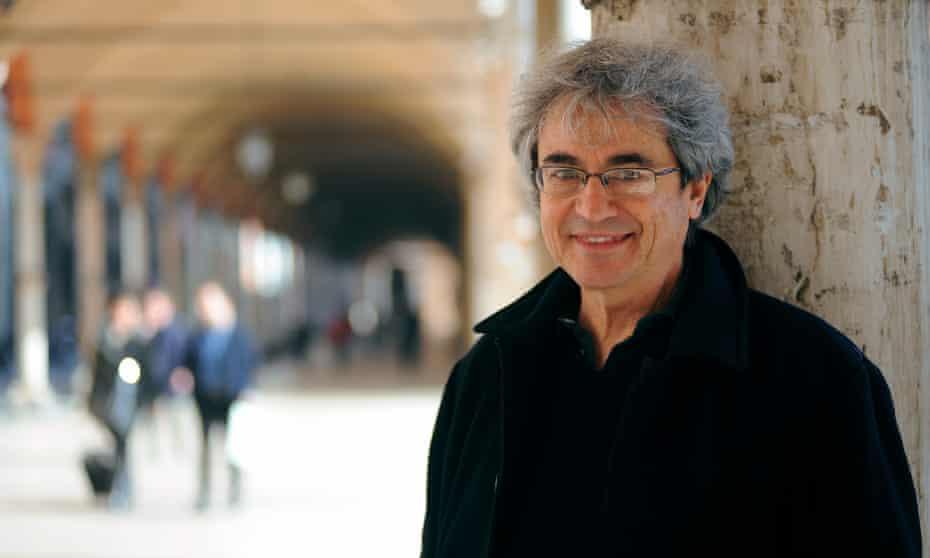 Carlo Rovelli.