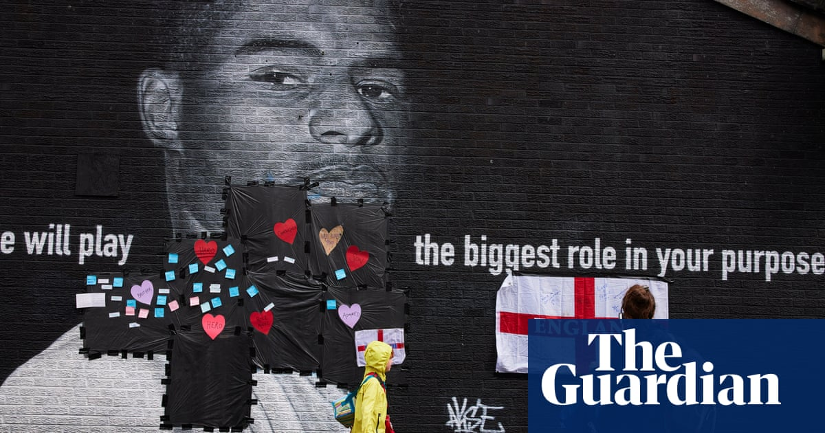 'Unforgivable': Gareth Southgate on racist abuse of England players