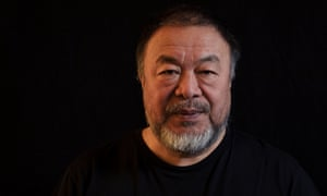 'The interrogators never believed that what I did could be called art' … Ai Weiwei.